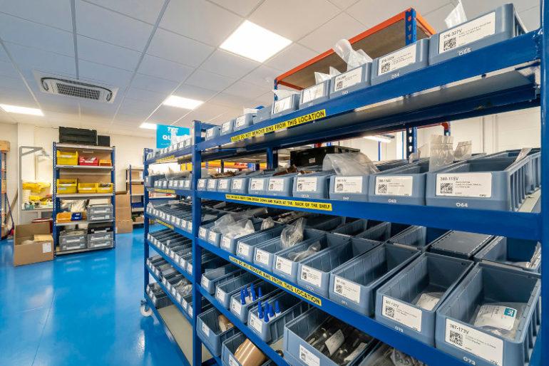 Services und Lösungen für das Lieferkettenmanagement